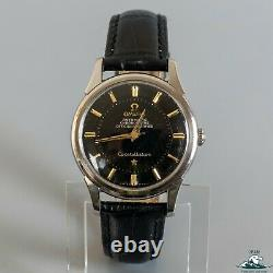1959 Omega Constellation Pie Pan 551 Cal. Automatic 24 Jewels Movement