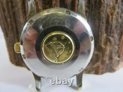 1959 Omega Pie Pan Constellation Cal. 551 Ref. 14381 14K Gold Chronometer BB1