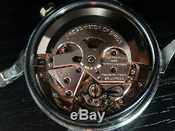 1962 Omega Constellation PIE PAN (14900) SERVICED 551 vintage watch