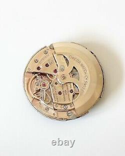 1963 Omega Constellation Black Pie Pan Crosshair Dial Cal. 561 Ref. 168.005