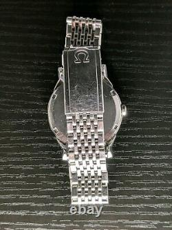 1966 Omega Constellation silver PIE PAN 168005 SGR SERVICED 561 vintage watch