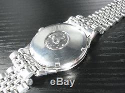 1969 Omega Constellation BIG STAR PIE PAN +BEADS 168005 SERVICED vintage watch