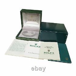 1971 FULL SET Rolex DateJust 36mm 1601 Pie-Pan Linen Dial Two-Tone Jubilee Watch