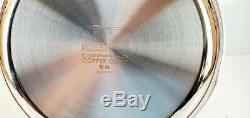 ALL CLAD copper core 10 inch FRY PAN SKILLET MADE IN AMERICA new