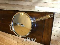 All Clad Copper Core 4 quart Essential Pan No Box
