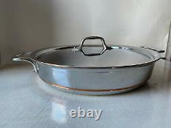 All-Clad Copper Core All-In-One Pan, 4-Qt, New