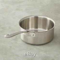 All-Clad TK 5-Ply Copper Core 3-qt sauce pan