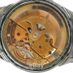 Auth OMEGA Constellation Pie-pan Cal. 564 Chronomete Automatic Mens Watch G#86606