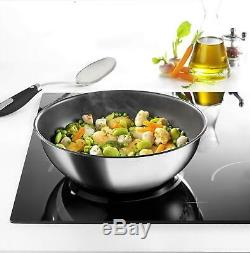Brand New Tefal L9409042 Ingenio Pots And Pans 13 Piece Stainless Steel