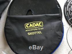 CADAC 891040EU Carri Chef 11 2 / BBQ Combo Camping Stove Pan