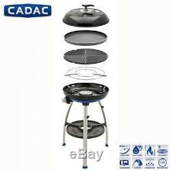 Cadac Carri Chef 2 BBQ with Chef Pan
