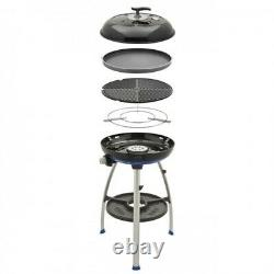 Cadac Carri Cheff 2 BBQ/Chef Pan Combo Black and Blue