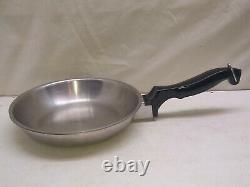 Chefs Ware By Townecraft Gourmet Stainless 10 Egg Omelette Skillet Chef's Pan