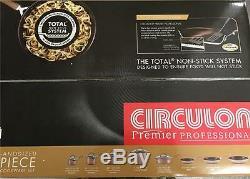 Circulon Premier Professional Hard Anodized 13 Piece Non Stick Pan, Cookware Set