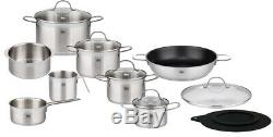 ELO Top Collection 18/10 Stainless Steel Kitchen Induction Cookware Pots and Pan