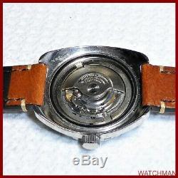 HAMILTON PAN-EUROP DIVER 42mm REF. 64065-3 Ca. 1970-72