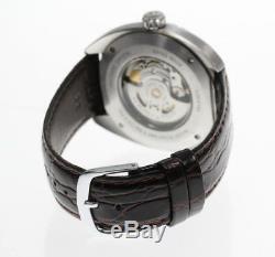HAMILTON PAN-EUROP H354150 Automatic Leather belt Men's Wrist Watch 386403