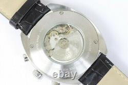 HAMILTON Pan Euro Chronograph H357560 Date Automatic Watch Overhauled Ex++
