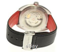 HAMILTON Pan Euro H354050 Day date Blue Dial Automatic Men's Watch 545936