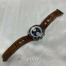 HAMILTON Pan Europ H35716545 / H357160 Automatic Navy Dial Limited 1971