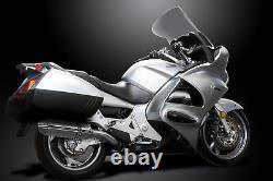 HONDA ST1300 ABS PAN EUROPEAN 2002-2017 320mm TRI STAINLESS BSAU EXHAUST KIT