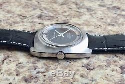Hamilton 64058-3 Pan Europ Automatic Wristwatch 36mm 17 Jewels ETA 694A