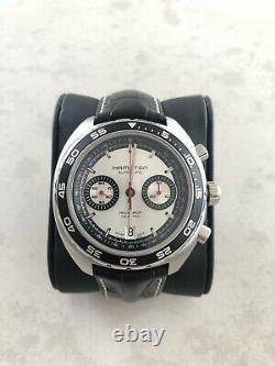 Hamilton Pan Europ Automatic chronograph Hamilton caliber H-31