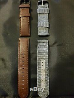 Hamilton Pan Europ Day-Date Automatic Men's Watch. Sunburst grey dial