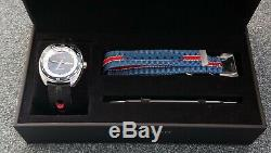 Hamilton Pan Europ H354150 42mm Blue Dial Auto
