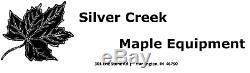 Maple Syrup Boiling Pan 16x30x6 Stainless Steel Sap evaporator tig 18 ga USA