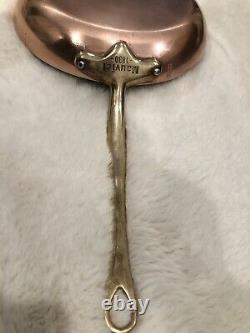 Mauviel M'Heritage M150C 6413.26 Copper Frying Pan 10.2/26cm with Bronze Handle