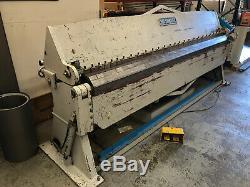 Maximart Hydraulic Box Pan folder 3m