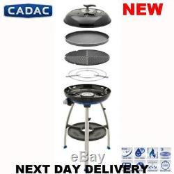 New 2019 Model Cadac Carri Chef 11 2 / BBQ Combo Camping Stove Pan