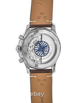 New Breitling Navitimer 1 B01 Chronograph 43 Pan AM Men's Watch AB01212B1C1X1