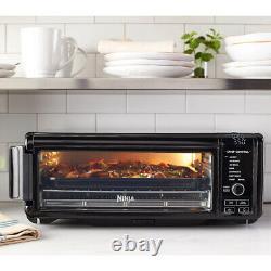 Ninja Foodi 8 in 1 Digital Countertop Pan Oven, Black (Certified Refurbished)