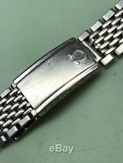 OMEGA CONSTELLATION VINTAGE PIE PAN 14900 SC AUTOMATIC CAL. 551 With STEEL BAND