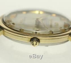 OMEGA Constellation Chronometer Pie Pan Dial cal, 561 Automatic Mens Watch 501874