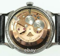 OMEGA Constellation Chronometer Pie Pan dial cal, 564 AT Men's Watch 565210