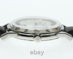 OMEGA Constellation Date Pie Pan Dial Automatic Men's Watch 572594