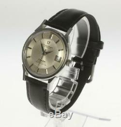 OMEGA Constellation Date Pie Pan Dial cal, 1011 Automatic Men's Watch 489836
