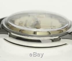 OMEGA Constellation Date Pie Pan Dial cal, 561 Automatic Men's Watch 484448