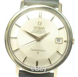 OMEGA Constellation Date Pie Pan Dial cal, 561 Automatic Men's Watch 496801