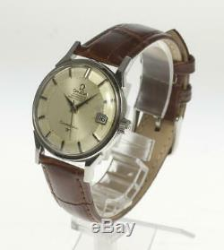 OMEGA Constellation Date Pie Pan Dial cal, 564 Automatic Men's Watch 484239