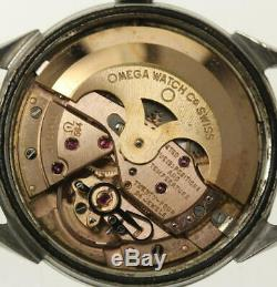 OMEGA Constellation Date Pie Pan Dial cal, 564 Automatic Men's Watch 493425