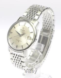 OMEGA Constellation Date Pie Pan Dial cal, 564 Automatic Men's Watch 506329