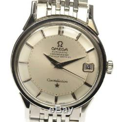 OMEGA Constellation Pie Pan Dial Chronometer cal, 564 Automatic Men's 563055