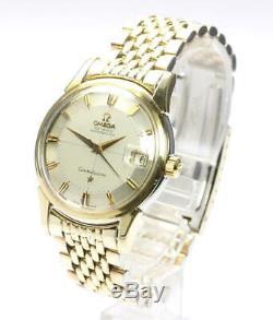 OMEGA Constellation Pie Pan Dial Rice bracelet cal. 561 Automatic Men's 558595