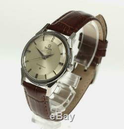 OMEGA Constellation Pie Pan Dial cal, 551 Automatic Men's Watch 466667
