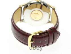 OMEGA Constellation Pie Pan Dial cal, 551 Silver Dial Automatic Men's 563408