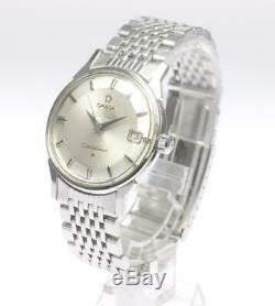 OMEGA Constellation Pie Pan Dial cal, 561 Automatic Men's Watch 511253